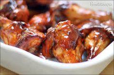COMIDINHAS FÁCEIS: Coxinhas de asa de frango no forno