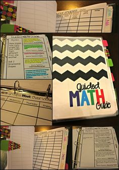 Superstars Which Are Helping Individuals Overseas Guided Math Binder - Tunstall's Teaching Tidbits Math Teacher, Math Classroom, Teaching Math, Math Math, Math Games, Math Activities, Teacher Stuff, Teaching Ideas, Classroom Ideas