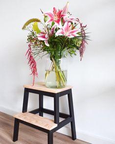IKEA Hack: Gewebter Bekvam-Hocker aus veganem Leder - New ideas Bekvam Ikea, Ikea Step Stool, Diy Bedroom Decor, Diy Home Decor, Ikea Chair, Swivel Chair, Indian Home Decor, Deco Furniture, Home Living