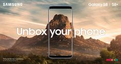 Unbox your phone | Samsung Galaxy s8