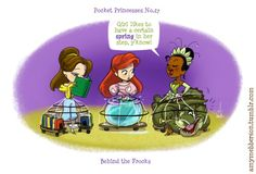 pocket princesses comics in order | Hello Pretty