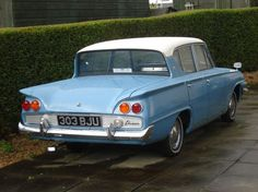 1962 Ford Classic - My old classic car collection Classic Cars British, Ford Classic Cars, Autos Ford, Ford Anglia, Cars Uk, Old Fords, Classic Motors, Car Ford, Vintage Trucks