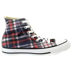 The Converse Chuck Taylor High Top Casual Sneakers are the classic, all-American kicks that looks just as good at school or running errands as they do at a concert or even the office. Now with even mo