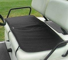 Gerbing Heated Seat - Golf Cart