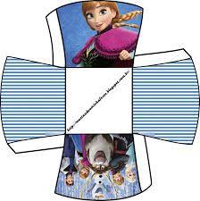 Resultado de imagem para decoração de festa infantil frozen papel para imprimir