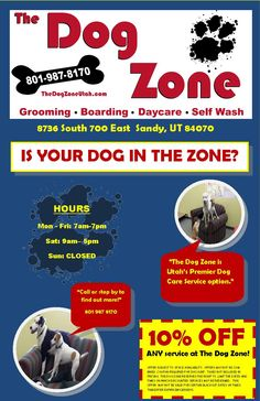 19 best the dog zone utah images on pinterest doggies dogs and utah utahs premier dog grooming daycare boarding and self wash facility in sandy solutioingenieria Image collections