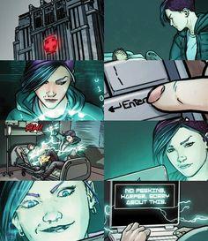 Harper Row, Batman Family, The Fam, Detective Comics, Nightwing, Blue Bird, Marvel Dc, Girl Power, Dc Comics