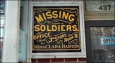 Clara Barton's D.C. home and office may be converted into museum