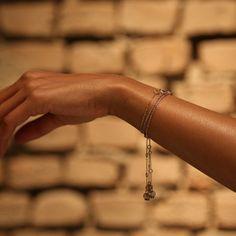 R u b i n   &   S a p h i r   &   C i t r i n  Armband   Drei schöne Armbänder, für drei außergewöhnlich Freundinnen ♥  Echt Silber 925, aufwendig vergoldet & rhodiniert.   Jede Kette entsteht in sorgfältiger, indischer Handwerkskunst. Und ein Teil der Einnahmen fließt zurück in Sozialprojekte in Indien, um auch dort die Träume benachteiligter junger Frauen zu unterstützen ♥ Independent Women, Bangles, Bracelets, Strong, Jewelry, Indian, Strong Women, Girlfriends, Necklaces