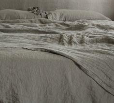 Linen blanket throw duvet linen summer blanket by mooshop on Etsy
