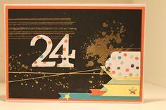 Stampin Up! Geburtstag, Happy Birthday