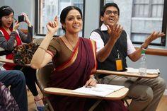 The 'English Vinglish' sari collection