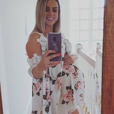 """Family Fizz on Instagram: """"3 6 W E E K S Today Georgie is 36 weeks into the pregnancy which means only 4 weeks until the due date! Little B is now in the right…"""" Cole And Savannah, 36 Weeks, Due Date, Lace Tunic, Famous Faces, Celebrity Gossip, Crochet Lace, Youtubers, Pregnancy"""