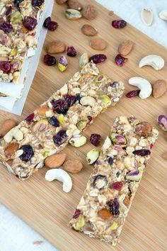 15 Granola Bar Recipes - Sugar, Spice and Family Life