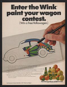 1969-VOLKSWAGEN-Beetle-WINK-Paint-Your-Wagon-Contest-Free-VW-VINTAGE-AD
