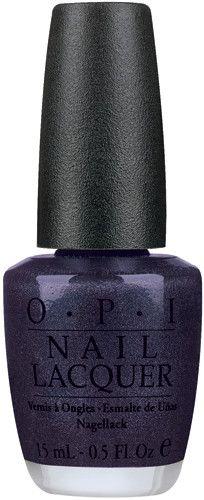 OPI Nail Polish NLB61 OPI Ink.