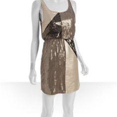 Alice + Olivia Sequined Dress