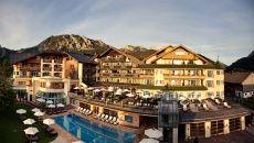 Best Wellness Hotel Der Engel in Grän/ Tannheimer Tal/ Austria/ Copyright: Best Wellness Hotel Engel