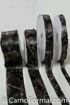 "Next Pink Camouflage Gift Wrap Ribbon 1.25/"" 20 Yards Birthday Wedding Camo"