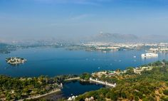 Udaipur with Mewar Helicopter Services
