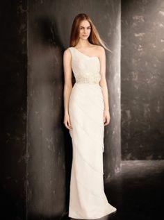 David's+Bridal+Bridesmaids+Dress | Dresses From Vera Wang's Line for David's Bridal—Including 2 Wedding ...