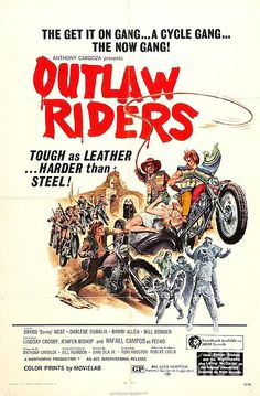 Outlaw Riders 1971