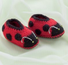 Cozy Toes For Baby - Sweet Shoes to Crochet and Felt