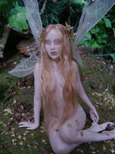 SHADOWSCULPT OOAK Fairy- via Etsy.