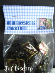 mijn meester of juf is chocotoff!