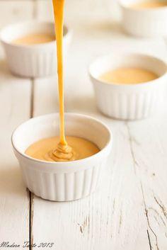 ~ dulce de leche lava cakes ~