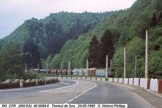 Timisul de Sus - 1980 Old Pictures, Romania, Country Roads, Train, 1980s, Pictures, Past, Viajes, Antique Photos