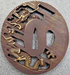 Samurai Weapons, Katana Swords, Knives And Swords, Small Sword, Art Chinois, Martial Arts Weapons, Culture Art, Samurai Artwork, Art Japonais