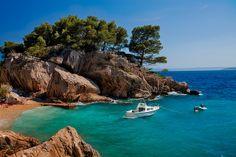 Turismo na Croácia.