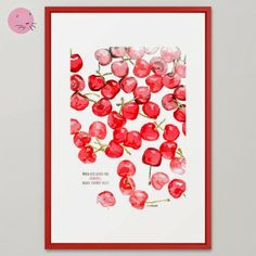 #society6 : Cherry Pies by #labeletterose