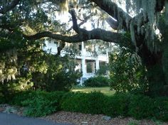 Beaufort, SOUTH Carolina - Antebellum home in The Pointe
