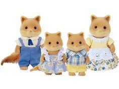 Fox Family Sylvanian Families
