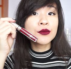 colourpop notion ultra matte lip on chinese/asian skin