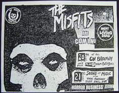 The Misfits are Coming!