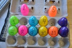 An Egg hunt for kids with quirks!