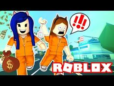 BREAKING OUT OF JAIL IN ROBLOX! | Roblox Jailbreak - YouTube