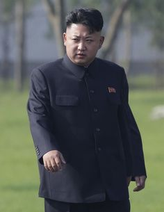 North Korean leader Kim Jong-un incumbent