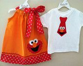 I can picture a cute little girl and boy wearing this. :-)