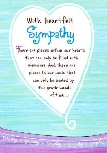 30 best card quotes images on pinterest greeting card sentiments blue mountain arts with heartfelt sympathy greeting card by thoughts of life 499 m4hsunfo