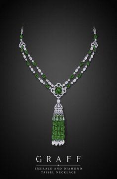 Graff Diamonds | Emerald_and_Diamond_Tassel_Necklace_GraffDiamonds.jpg