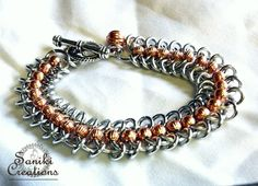 Handmade Chainmaille and Adornments, Not for Medieval Warriors Anymore