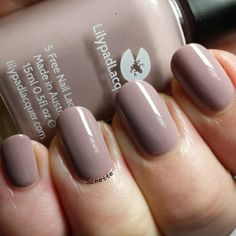 Lilypad Lacquer : The Nude and Neutral Collection Part 1 Shroom
