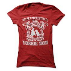Cool Yorkie Mom T-Shirts, Hoodies, Sweaters