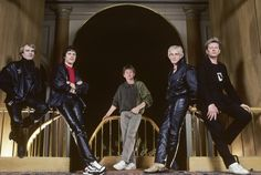 Rock and Roll Hall of Famers Jon Anderson & Trevor Rabin on the Many Faces of Yes