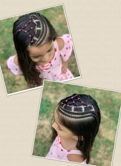 Child Hairstyles, Little Girl Hairstyles, Diy Hairstyles, Baby Hair Cut Style, Africa Fashion, My Baby Girl, Veronica, Little Girls, Natural Hair Styles