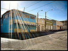 Chuquicamata, la calle donde jugué hasta los 8 años Spaces, Norte, Street